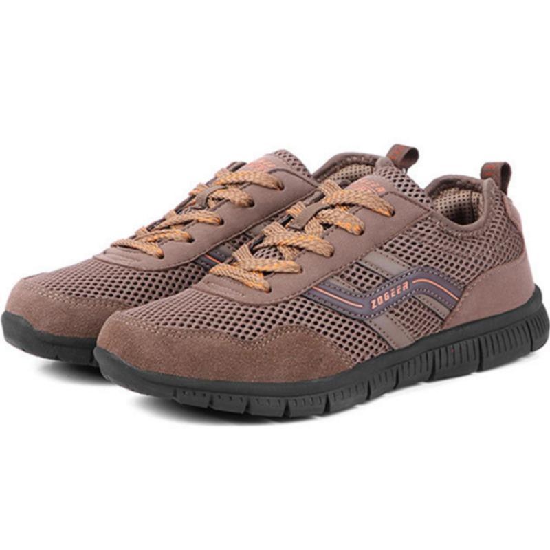 Giày thể thao nam màu xám - GTT 6.2