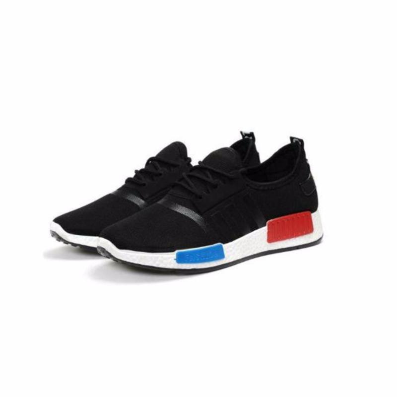 Giày thể thao nam SODOHA SMG189090BL (Đen)