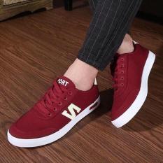 Giày thể thao Sneaker nam cá tính V.4 (Đỏ)