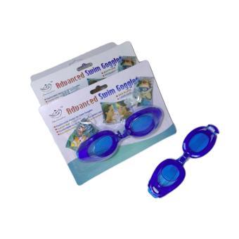 Kinh bơi tiện dụng siêu bền cho bé (Xanh Đậm)