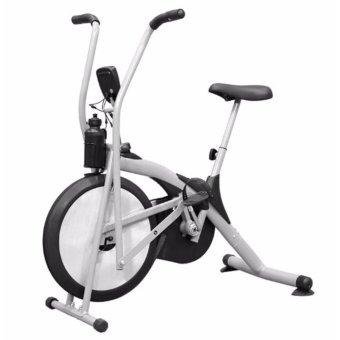 Xe đạp thể dục Air Bike + Tặng vật lý trị liệu 8 miếng dán