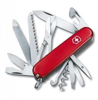 Dao Đa Năng Thụy Sĩ Victorinox Ranger 53861 (Đỏ)