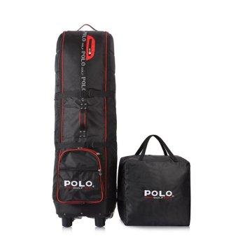 Túi Golf hàng không Polo (Đen)