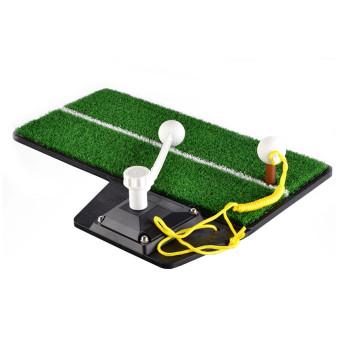 Thảm tập Golf Swing Mat Vandat- cỏ PP đế đen