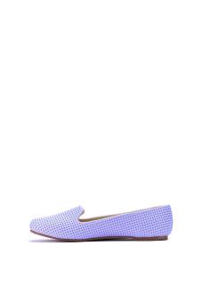 Giày búp bê nữ QuickFree B150101-116 (Tím nhạt)