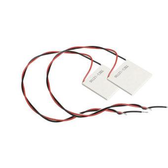 Bộ 2 tấm làm lạnh bán dẫn VAKS TEC1-12706 (Trắng)
