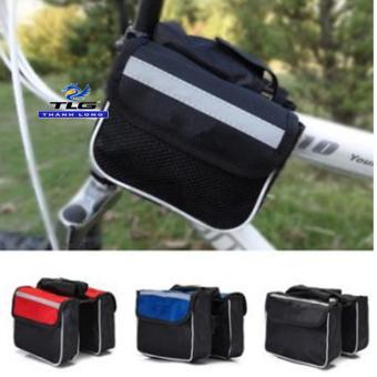 Túi treo sườn xe đạp đa năng chống nước cao cấp 208171