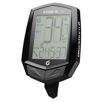 Đồng hồ xe đạp Blackburn Atom SL 3.0 Wireless (Đen)