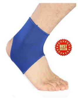 Băng Cổ Chân Thun Ankle Support (Xanh)