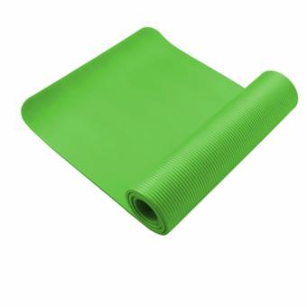 Thảm Tập Yoga TPE Siêu Bền Loại Dày 10mm (XANH NÕN CHUỐI)