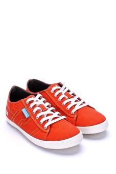 Giày vải nữ QuickFree G140204-012 (Cam)