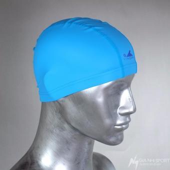 Mũ bơi Ying FA PU (Xanh ngọc)