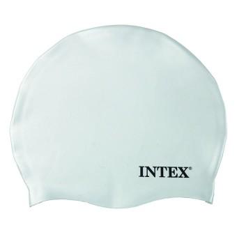 Mũ bơi intex 55991 (Trắng).