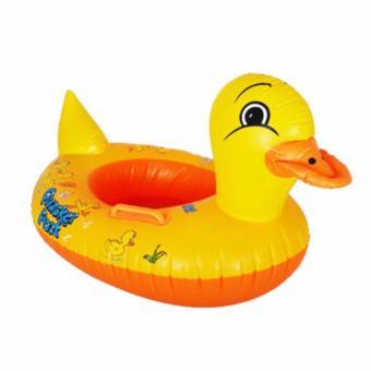 Phao bơi trẻ em hình thú (Vịt)