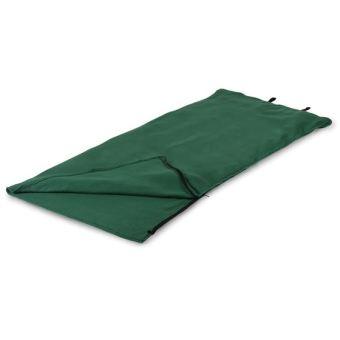 Túi ngủ vải nỉ mềm Stansport.