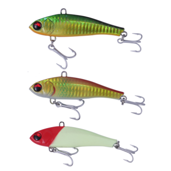 Bộ Mồi Prohunter Escape Vib Minnow 40g 90mm 01