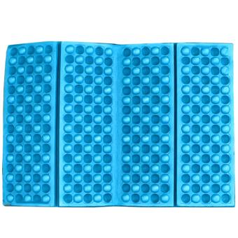Portable Folding EVA Foam Waterproof Chair Cushion Seat Pad For Outdoor Camping Hiking Garden Beach Picnic Blue