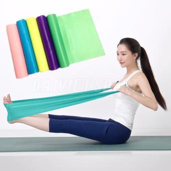Dây Bản Thun Hỗ Trợ Tập Yoga.
