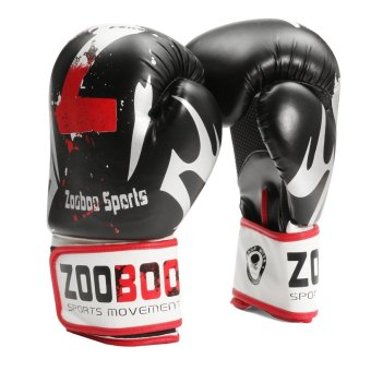 Boxing Gloves Sparring Glove Punch Bag Training - intl