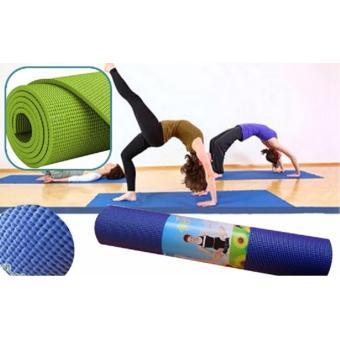 Thảm tập Yoga Âu Lạc cao cấp kèm túi đựng