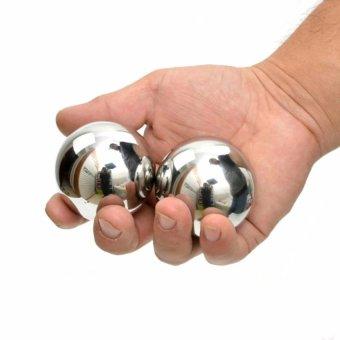 Bi sắt lăn tay tập PHCN cơ tay