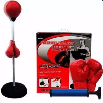 Bóng đấm boxing phản xạ-TPS