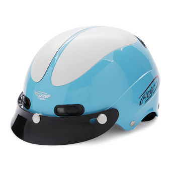 Nón bảo hiểm nửa đầu ACE - AN01 (Xanh dương đậm)