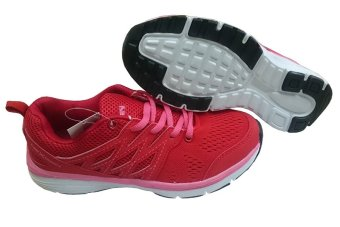 Giày chạy bộ NX-11872 (Đỏ)