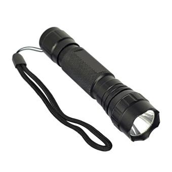 3W UV flashlight WF-501b ultraviolet lamp 365nm purple light