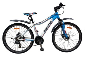 Xe đạp thể thao Asama MTB 2603 (Xanh dương)