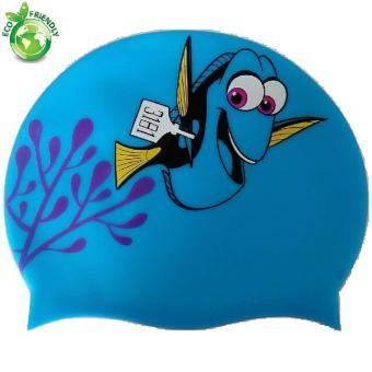 Nón bơi trẻ em - Mũ bơi trẻ em POPO Sports