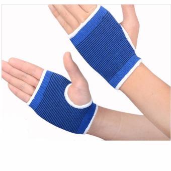 Găng tay bảo vệ cho người đi xe đạp SL-119 (Xanh lam)