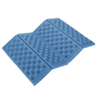 Portable Folding Foldable Foam Outdoor Seat XPE Waterproof Chair Cushion Pad Mat - Intl