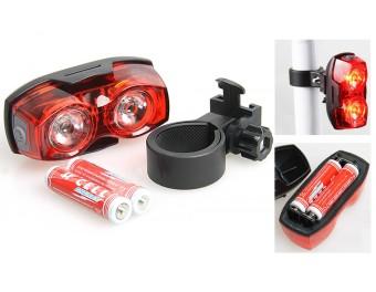 Đèn Led gắn xe đạp RPL2230 (sáng đỏ)