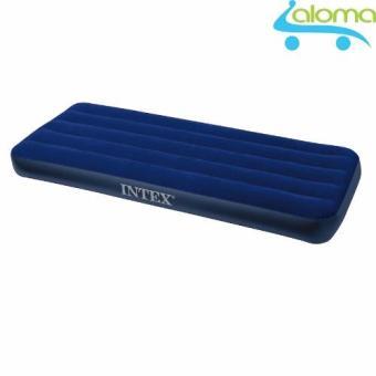 Đệm hơi cá nhân Intex 68950 (76x191x22cm) tặng bơm tay