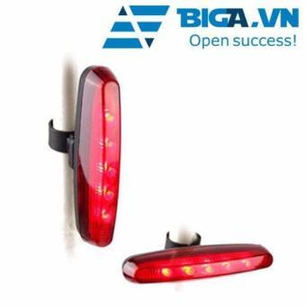 Đèn Chiếu Hậu Chuyên Dụng 5 LED Loại Dài + Tặng 1 Dao Bỏ Ví Hình Thẻ ATM