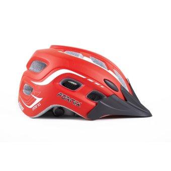 Mũ bảo hiểm đi xe đạp Fornix A02NM38L Size L (Đỏ)