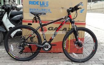 Xe đạp GALAXY ML250 – 2017 (Đen đỏ)
