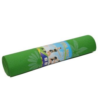 Thảm tập yoga kèm túi đựng Verygood (Xanh lá)