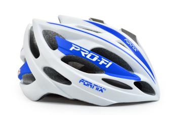 Mũ bảo hiểm đi xe đạp Fornix A02N050L (F1-050) Size L (Trắng xanh dương)
