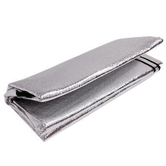 LALANG Camping Mat Mattress Pad Moisture-proof Cushion Silver