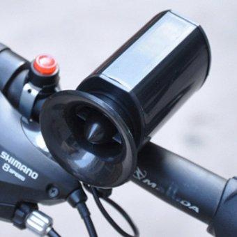Còi hơi dành cho xe đạp HQ023 (Đen)