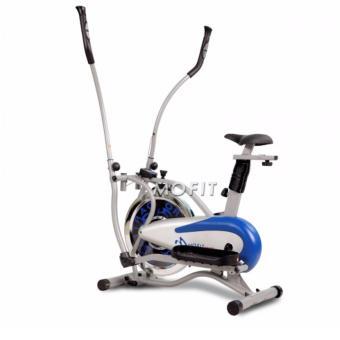 Xe đạp tập bánh đà đặc MO 2081 (Xám)