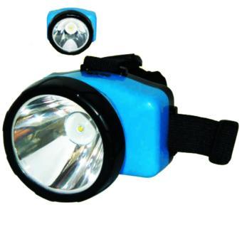 Đèn đội đầu pin sạc siêu xa siêu sáng loại to