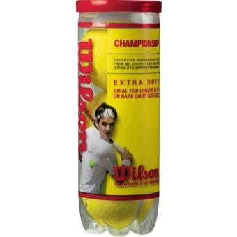 Hộp 3 quả bóng Tennis Wilson Champion