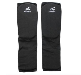 Bảo Hộ Chân Muay Kickboxing Mma (Đen) - Size XL