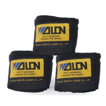 Băng quấn tay đấm boxing Walon NT-01883 (Đen)