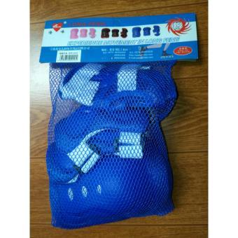 Bộ bảo vệ chân tay LongFeng 240 ( Màu xanh