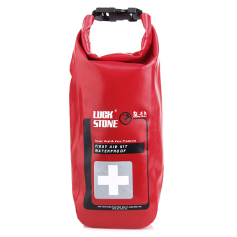 Empty Waterproof Emergency First Aid Kit Bag Travel Outdoor Dry Bag Rafting Camping Kayaking - Intl