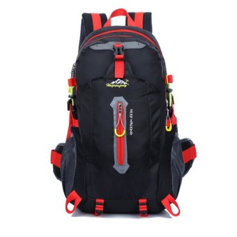40L Waterproof Women&Men Travel Backpack Camping Climbing Hiking Sport Bag - intl